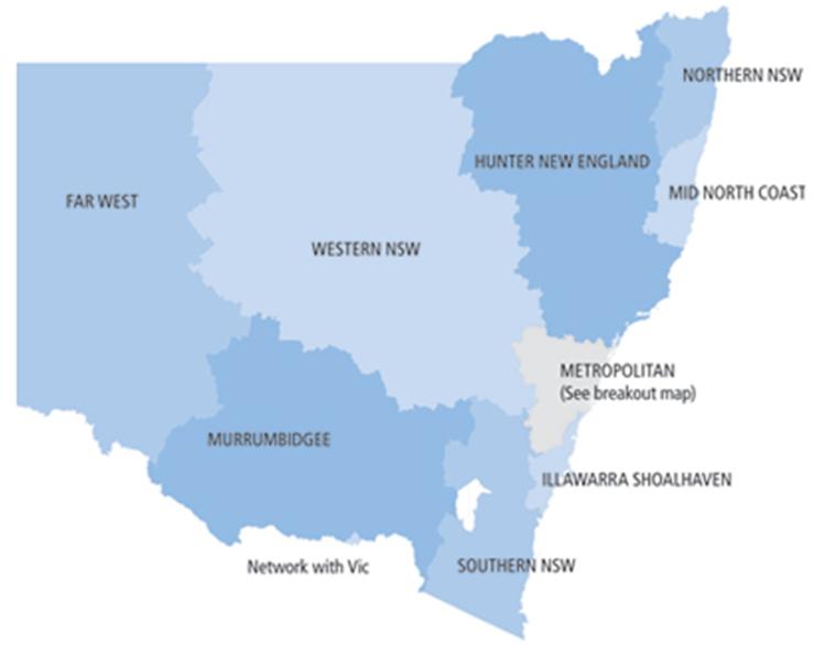 LHDs NSW