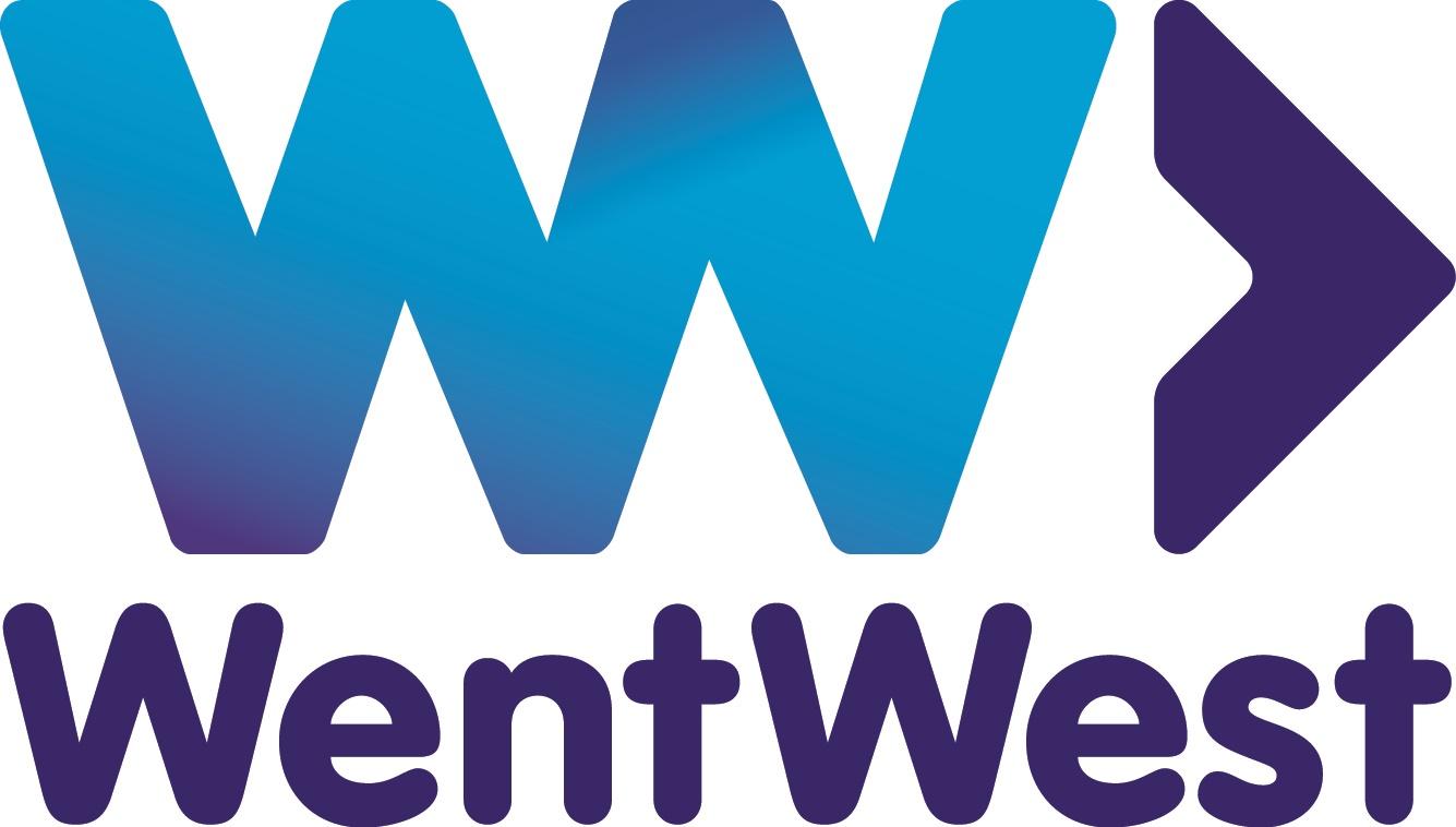 WentWest logo
